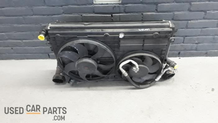 Koelerset - Volkswagen Eos - O40460