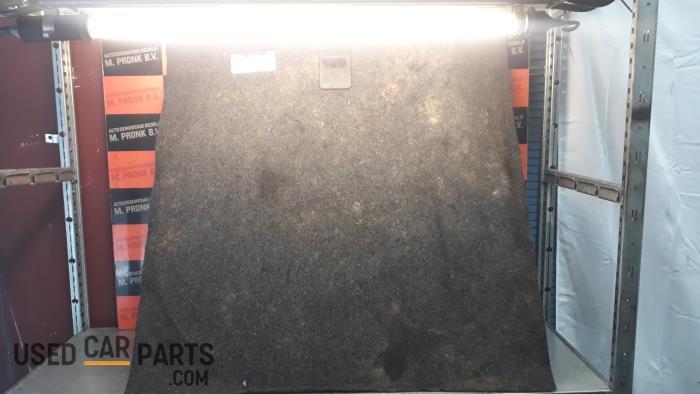 Vloerplaat bagageruimte - Volkswagen Eos - O28296