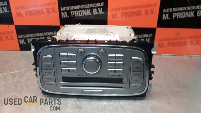 Radio CD Speler - Ford Mondeo - O33878
