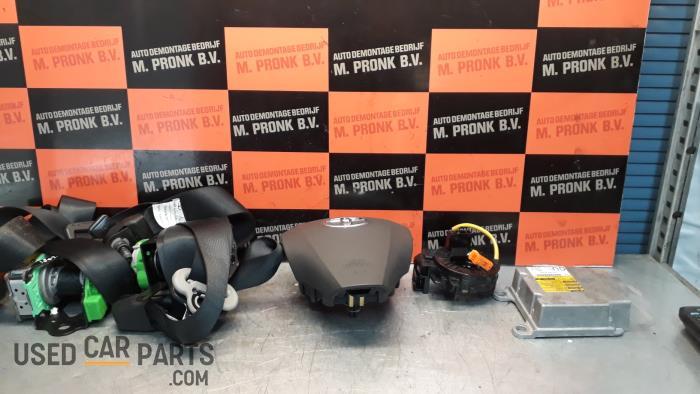 Airbag set - Toyota Yaris - O39418