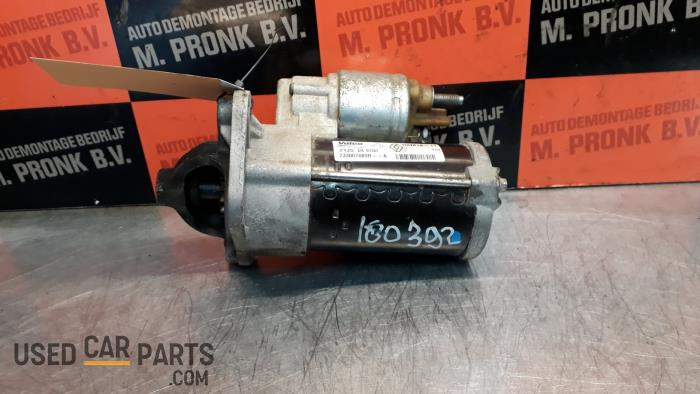 Startmotor - Renault Clio - O46343