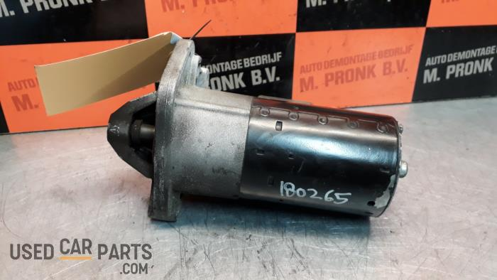 Startmotor - Renault Clio - O46344