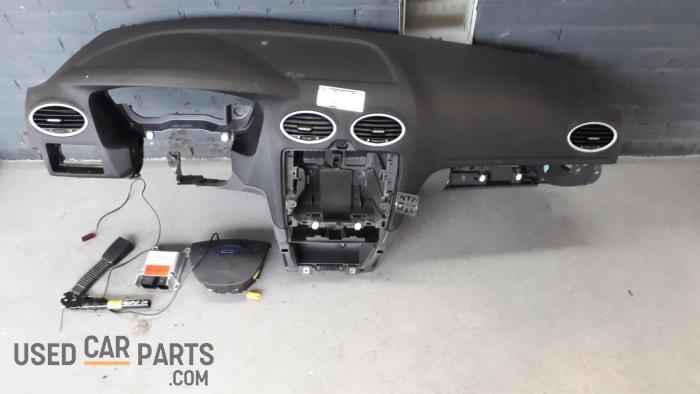 Airbag Set+Module - Ford Focus - O39425