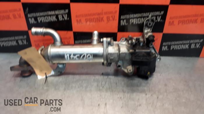 EGR koeler - Peugeot 407 - O43626