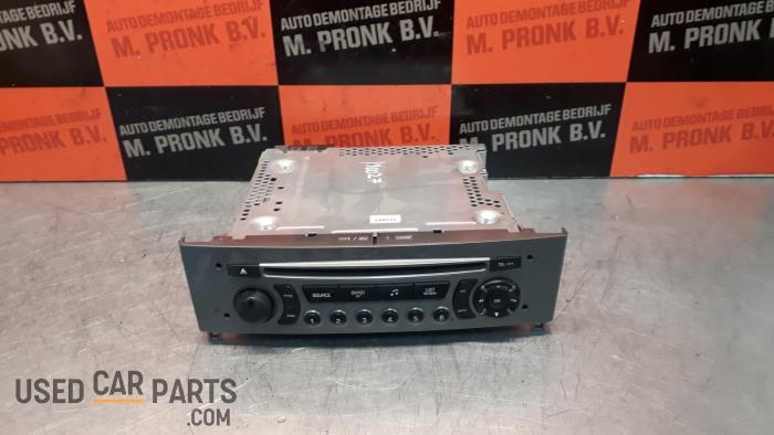 Radio CD Speler - Peugeot 308 - O33943