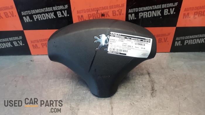 Airbag links (Stuur) - Peugeot 308 - O39325