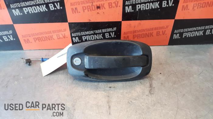 Door handle 2-door, left - Citroen Nemo - O22631