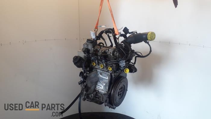 Motor - Skoda Fabia - O43278