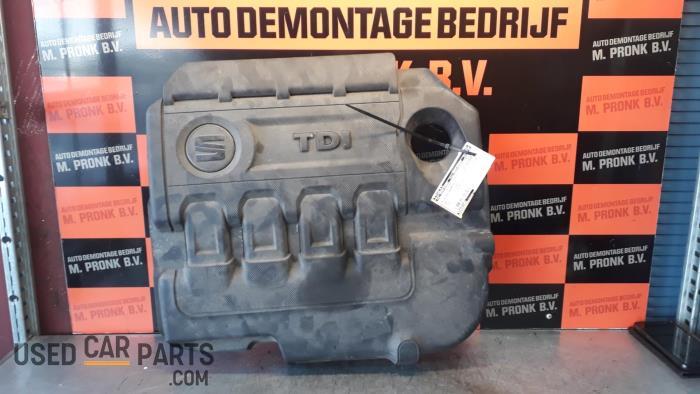Motor Beschermplaat - Seat Leon - O43201