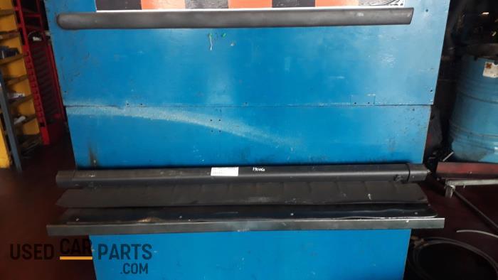 Dekzeil Bagageruimte - Citroen C4 Picasso - O28340