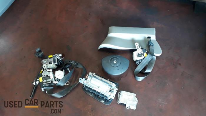 Airbag Set+Module - Renault Clio - O39464