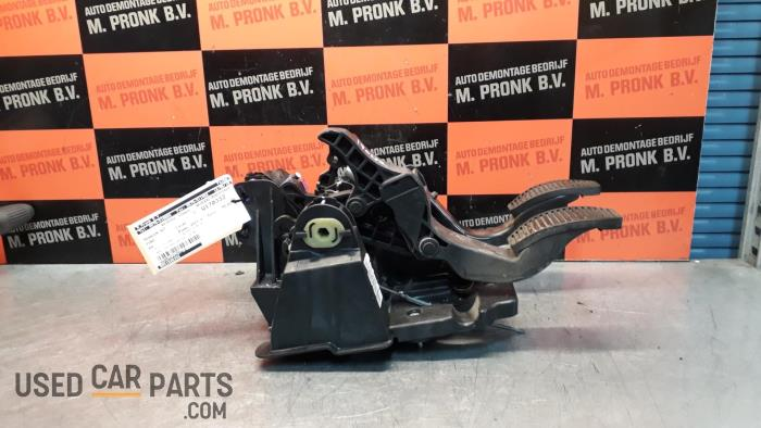 Pedalen Set - Ford KA - O34549