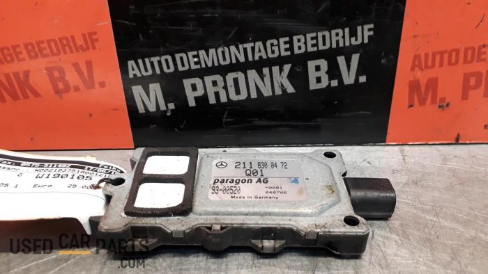Luchtkwaliteit sensor - Mercedes CLS-Klasse - O19228