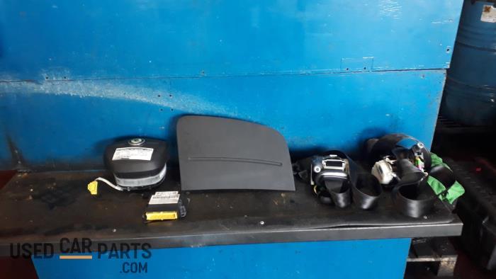 Airbag Set+Module - Skoda Fabia - O39452