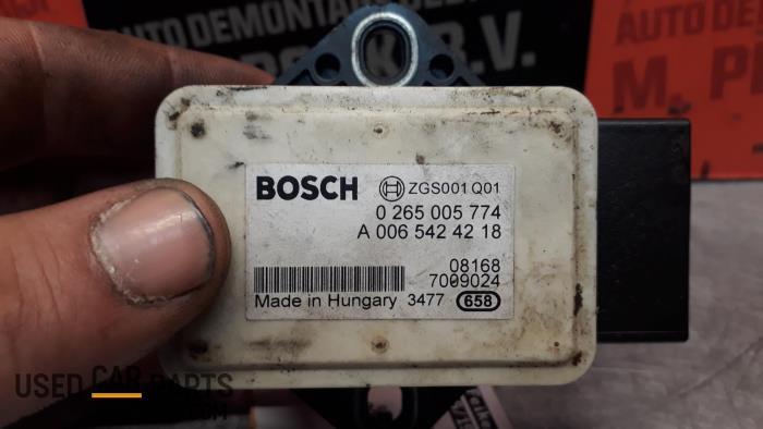 Esp Duo Sensor - Mercedes Sprinter - O38359