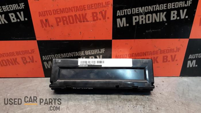 Display Interieur - Opel Astra - O32893
