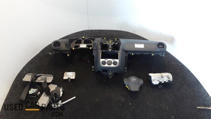 Airbag Set+Module - Opel Corsa - O39438