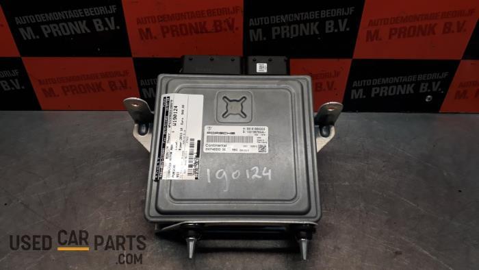 Computer Motormanagement - Porsche 911 - O41478