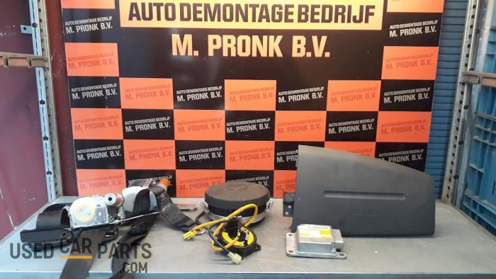 Airbag Set+Module - Chevrolet Matiz - O50619