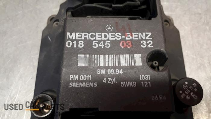 Ontstekingcomputer - Mercedes C-Klasse - O50799