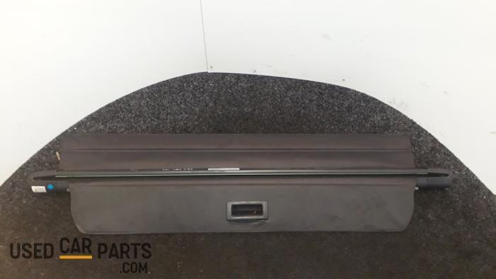 Dekzeil Bagageruimte - Renault Megane - O51476