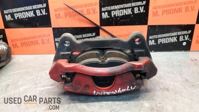 Remklauw (Tang) links-voor - Seat Leon - O51560