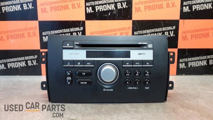 Radio CD Speler - Suzuki SX-4 - O51597
