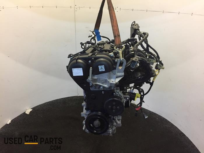 Motor - Ford KA - O51663