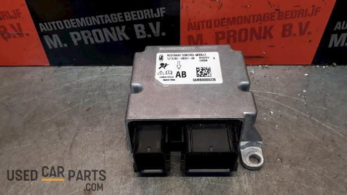 Airbag Module - Ford KA - O51696