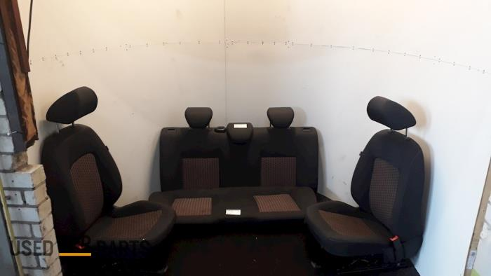 Stoelen+Bank (compleet) - Seat Ibiza - O51747