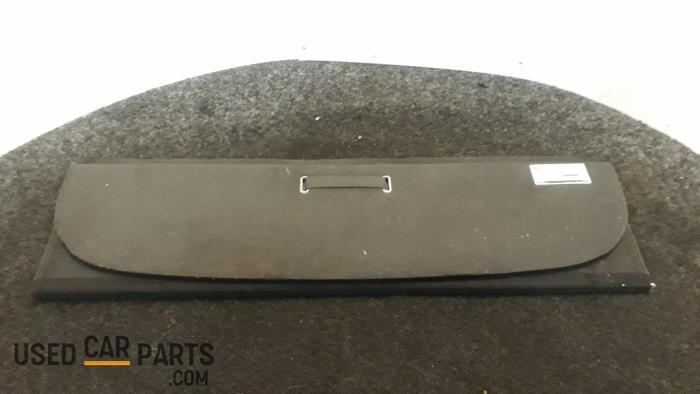 Vloerplaat bagageruimte - Audi TT - O51760
