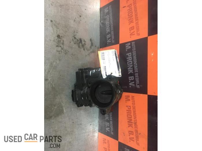 Gasklephuis - Peugeot 207 - O52255