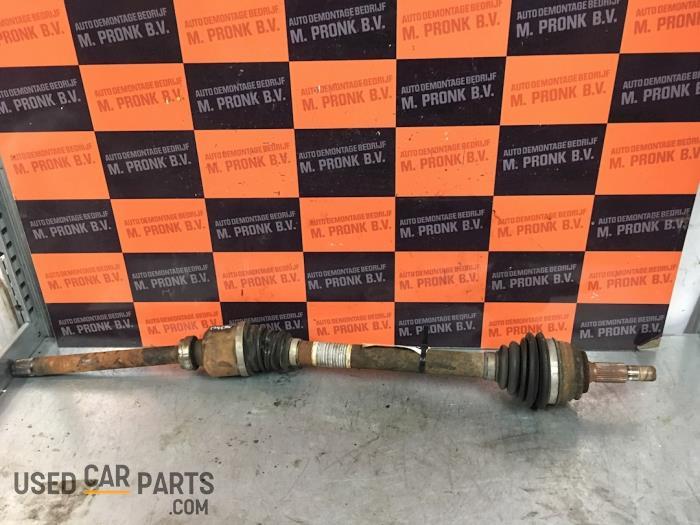 Aandrijfas rechts-voor - Citroen C4 Grand Picasso - O52354