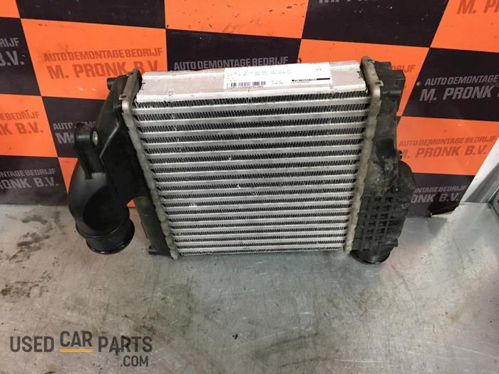 Intercooler - Citroen C4 Grand Picasso - O52360