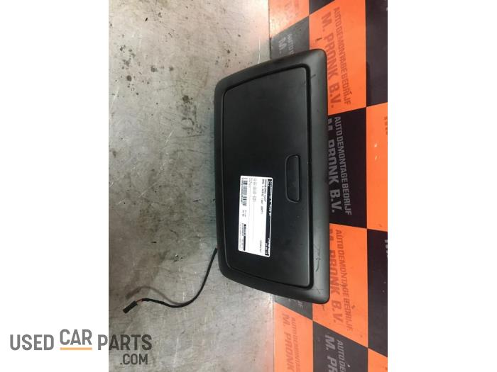 Dashboard klep - BMW 1-Serie - O52487