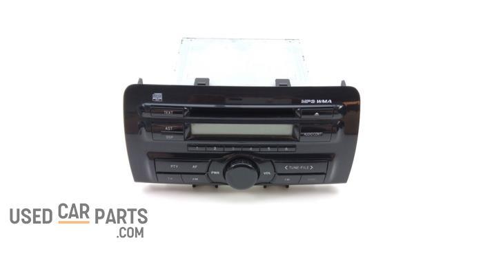 Radio CD Speler - Daihatsu Materia - O53220