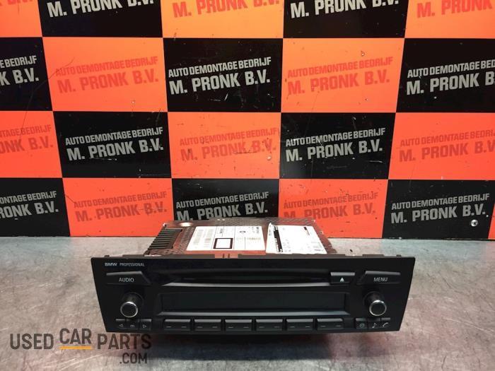 Radio CD Speler - BMW 1-Serie - O53806