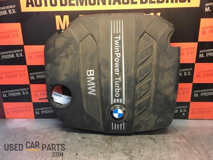 Motor Beschermplaat - BMW 1-Serie - O53813