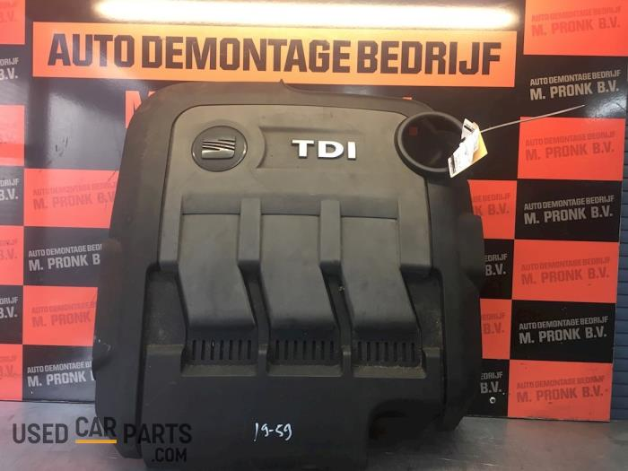 Motor Beschermplaat - Seat Ibiza - O54284