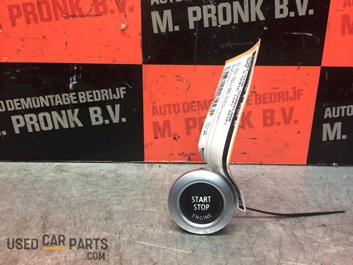 Start/Stop schakelaar - BMW 3-Serie - O54542