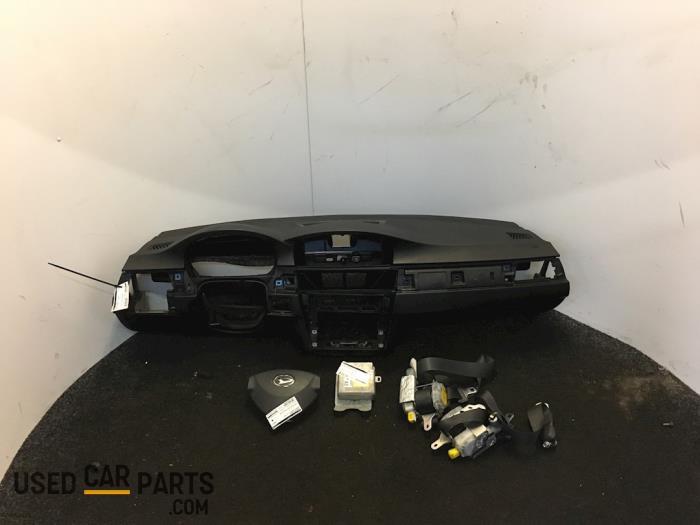 Airbag Set+Module - Daihatsu Materia - O54658