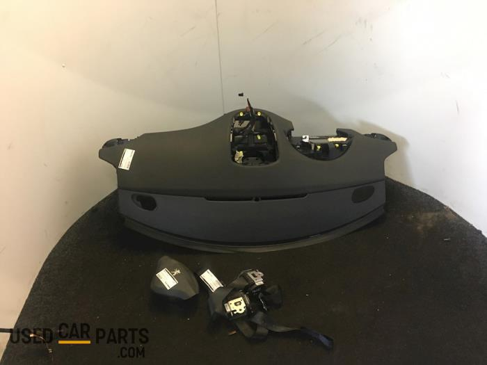 Airbag set - Peugeot 207 - O54738