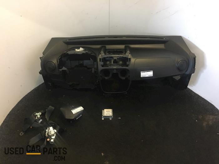 Airbag Set+Module - Peugeot Bipper - O54772