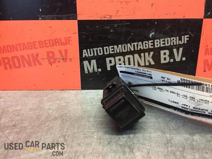 Airbag schakelaar - Skoda Superb - O55085