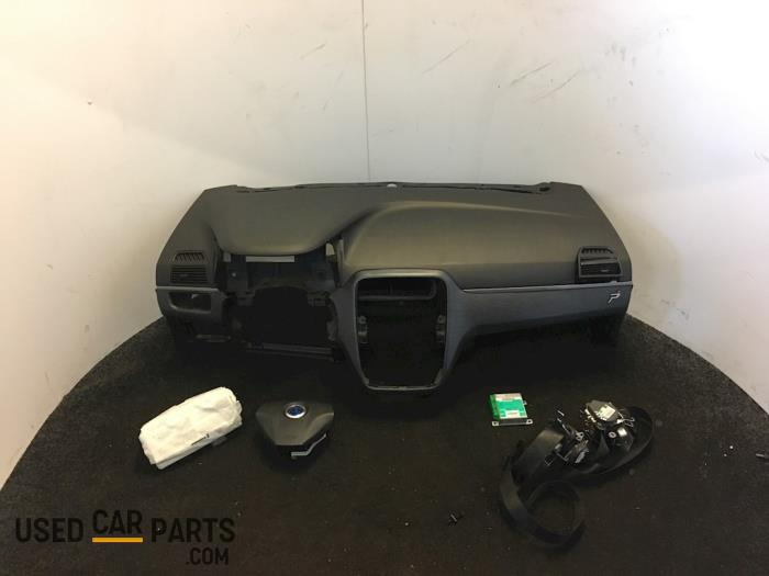 Airbag Set+Module - Fiat Punto Grande - O55210