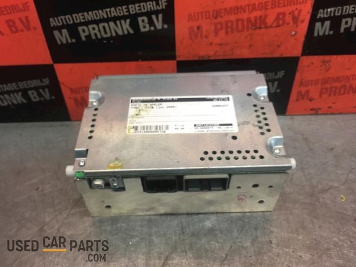 Radio CD Speler - Ford Fiesta - O55728