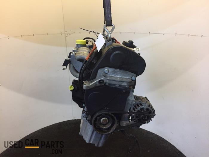 Motor - Skoda Fabia - O55747