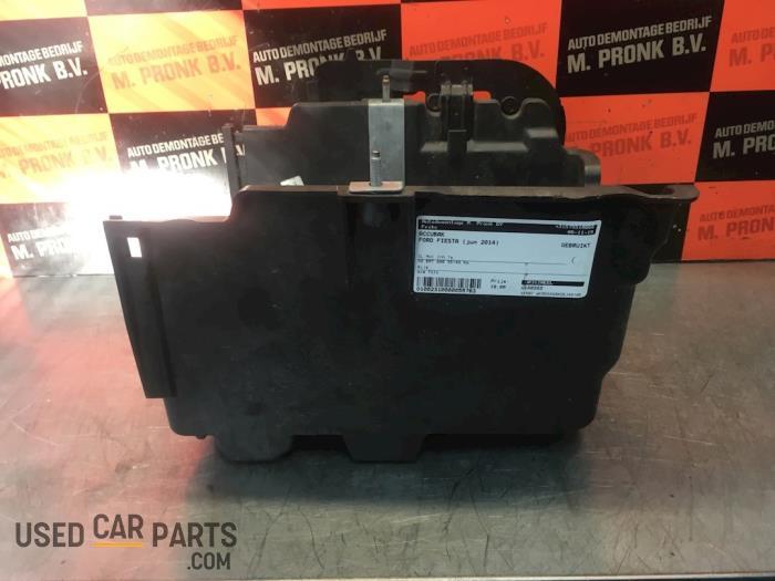 Accubak - Ford Fiesta - O55763