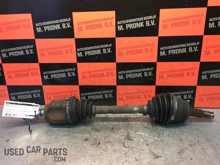 Aandrijfas links-voor - Peugeot Bipper - O55789