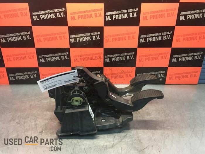 Pedalen Set - Ford KA - O56199